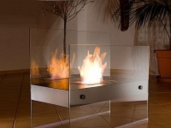 Carlo Milano Lounge Feuer